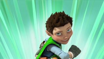 Episodio 22 (TTemporada 1) de Tree Fu Tom