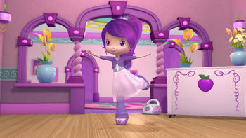 Episodio 10 (TTemporada 1) de Strawberry Shortcake: Berry Bitty Adventures
