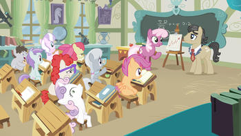 Episodio 12 (TTemporada 2) de My Little Pony: Friendship Is Magic