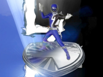 Episodio 2 (TPower Rangers S.P.D.) de Power Rangers S.P.D.