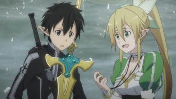 Episodio 18 (TTemporada 1) de Sword Art Online II