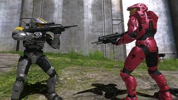 Episodio 8 (TRed vs. Blue: The Blood Gulch Chronicles) de Red vs. Blue