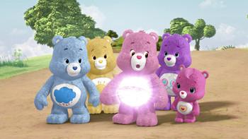 Episodio 17 (TTemporada 1) de Los osos amorosos: Bienvenidos a Mucho-Mimo