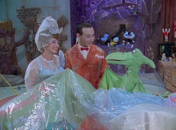 Episodio 1 (TTemporada 2) de Pee-wee's Playhouse