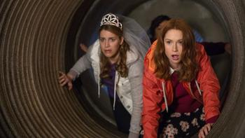 Episodio 12 (TTemporada 1) de Unbreakable Kimmy Schmidt