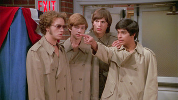 Episodio 3 (TTemporada 1) de That '70s Show