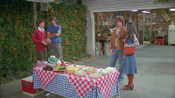 Episodio 8 (TTemporada 3) de That '70s Show