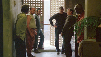 Episodio 11 (TTemporada 3) de Prison Break