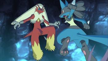 Episodio 30 (TXY) de Pokémon: XY