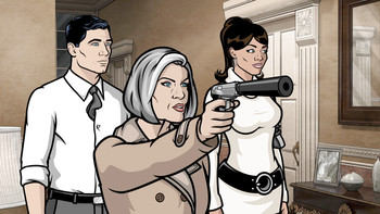 Episodio 8 (TTemporada 3) de Archer