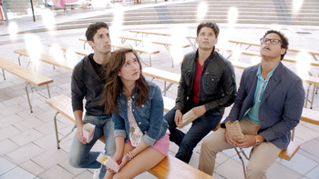 Episodio 12 (TMegaforce) de Power Rangers: Megaforce