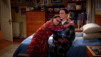 Episodio 22 (TTemporada 7) de The Big Bang Theory