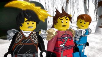 Episodio 7 (TTemporada 1) de LEGO Ninjago: Masters of Spinjitzu