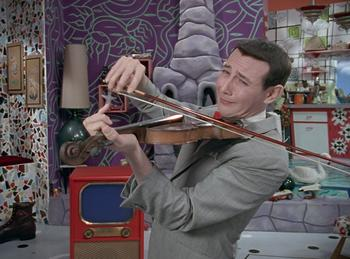 Episodio 2 (TTemporada 5) de Pee-wee's Playhouse