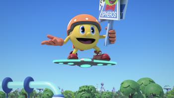 Episodio 14 (TTemporada 2) de Pac-Man y las Aventuras Fantasmales