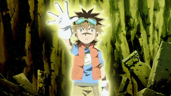 Episodio 13 (TDigimon Xros Wars: Temporada 1) de Digimon Fusion