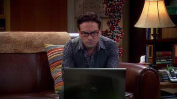 Episodio 7 (TTemporada 5) de The Big Bang Theory
