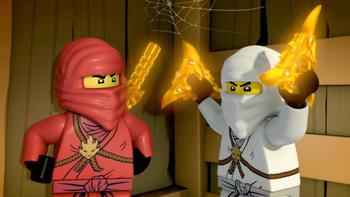 Episodio 3 (TTemporada 1) de LEGO Ninjago: Masters of Spinjitzu
