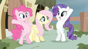 Episodio 19 (TTemporada 2) de My Little Pony: Friendship Is Magic
