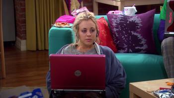 Episodio 3 (TTemporada 2) de The Big Bang Theory
