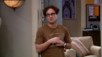 Episodio 15 (TTemporada 2) de The Big Bang Theory