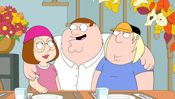 Episodio 6 (TTemporada 10) de Family Guy
