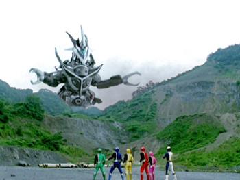 Episodio 28 (TPower Rangers S.P.D.) de Power Rangers S.P.D.