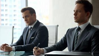 Episodio 14 (TTemporada 4) de Suits