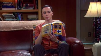 Episodio 12 (TTemporada 3) de The Big Bang Theory