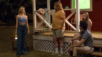Episodio 6 (TTemporada 1) de Wet Hot American Summer