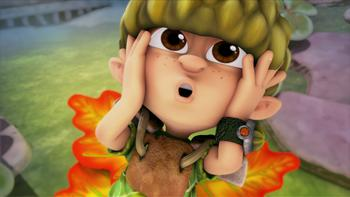 Episodio 2 (TTemporada 1) de Tree Fu Tom