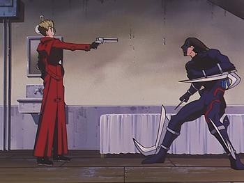 Episodio 6 (TThe Complete Series) de Trigun