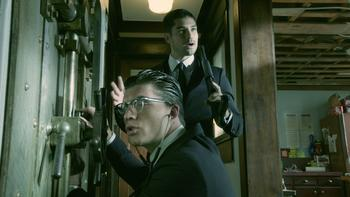 Episodio 2 (TTemporada 1) de From Dusk Till Dawn