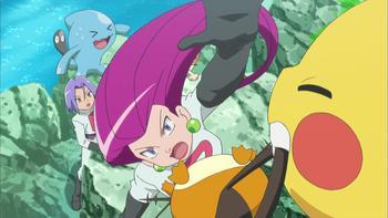 Episodio 4 (TXY) de Pokémon: XY