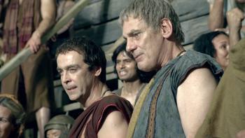 Episodio 4 (TGods of the Arena) de Spartacus