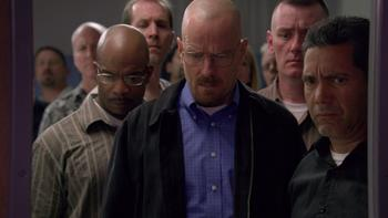 Episodio 8 (TTemporada 3) de Breaking Bad