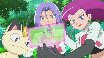 Episodio 32 (TXY) de Pokémon: XY