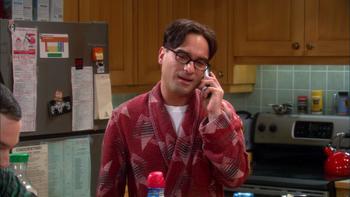Episodio 15 (TTemporada 4) de The Big Bang Theory