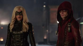 Episodio 12 (TTemporada 3) de Arrow