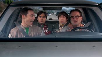 Episodio 13 (TTemporada 6) de The Big Bang Theory
