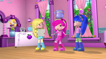 Episodio 18 (TTemporada 1) de Strawberry Shortcake: Berry Bitty Adventures
