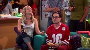Episodio 6 (TTemporada 3) de The Big Bang Theory