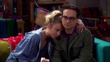 Episodio 11 (TTemporada 2) de The Big Bang Theory