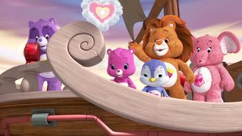 Episodio 2 (TTemporada 1) de Los osos amorosos y sus primos