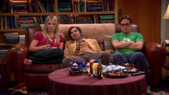 Episodio 1 (TTemporada 6) de The Big Bang Theory
