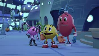 Episodio 16 (TTemporada 2) de Pac-Man y las Aventuras Fantasmales