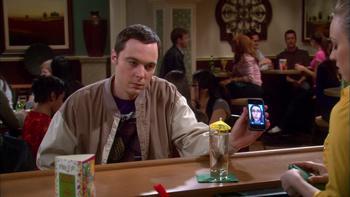Episodio 17 (TTemporada 4) de The Big Bang Theory