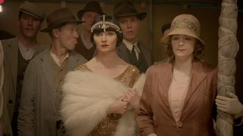 Episodio 4 (TTemporada 2) de Miss Fisher's Murder Mysteries