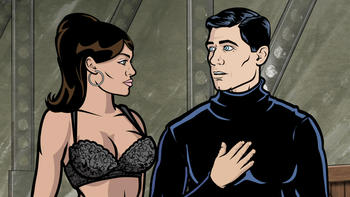 Episodio 7 (TTemporada 1) de Archer