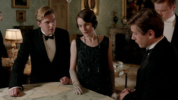 Episodio 7 (TTemporada 3) de Downton Abbey
